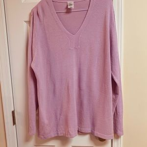JMS just My Size v neck sweater